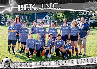 BEK 5x7 Team