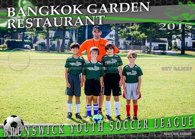 Bangkok Garden 5x7 Team