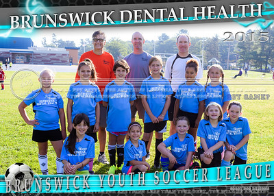 Brunswick Dental Health 5x7 Team