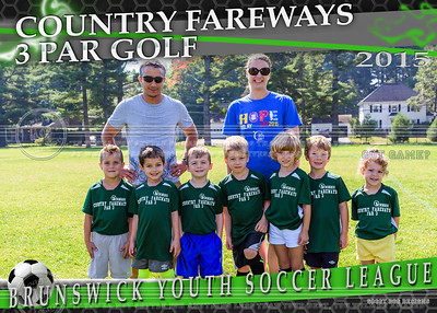 Country Fareways 5x7 Team