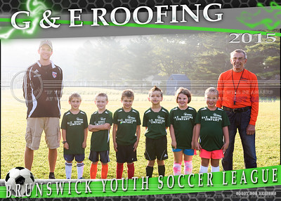 G&E Roofing 5x7 Team
