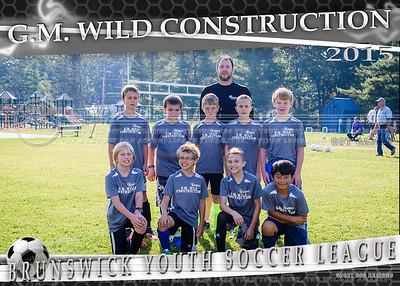 GM Wild 5x7 Team