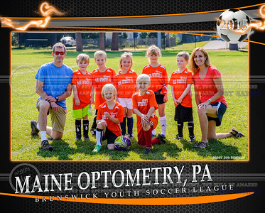 Maine Optometry Team