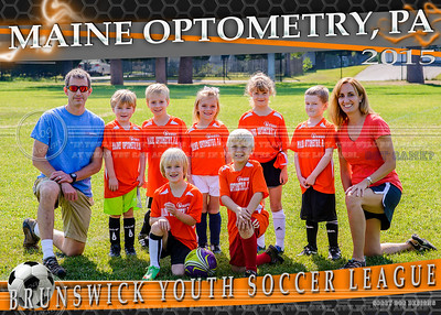 Maine Optometry 5x7 Team