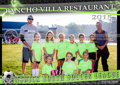 Pancho Villa 5x7 Team