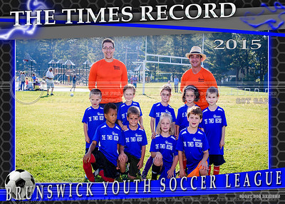Times Record 5x7 Team