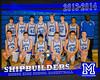 2013-14 JV Boys Basketball team base