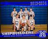 2013-14 Frosh Boys Basketball team base