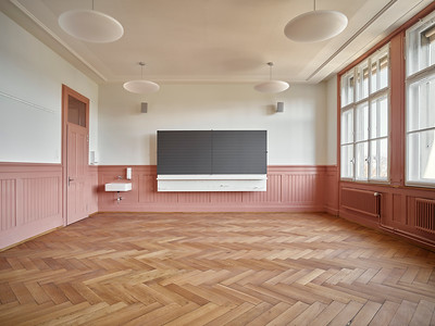 05 Einer der sanft renovierten Klassenräume