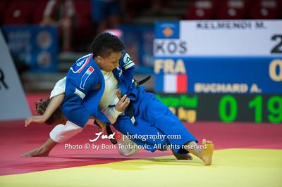 2017 Suzuki World Judo Championships Budapest Day2, Amandine Buchard, Francisco Garrigos, KOS, Maijlinda Kelmendi_BT_NIKON D3_20170829__D3C1807