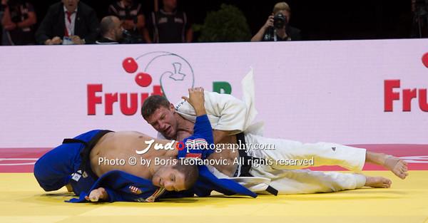 2017 Suzuki World Judo Championships Budapest Day5, Krisztian TOTH, Nemanja Majdov_BT_NIKON D4_20170901__D4B6399