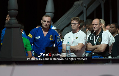 2017 Suzuki World Judo Championships Budapest Day6, Dimitij Peters, Richard Trautmann, Sven Loll_BT_NIKON D3_20170902__D3C4635