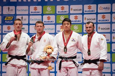 2017 Suzuki World Judo Championships Budapest Day5, GWAK Donghan, MARGIANI Ushangi, Nemanja Majdov, ZGANK Mihael_BT_NIKON D4_20170901__D4B6973