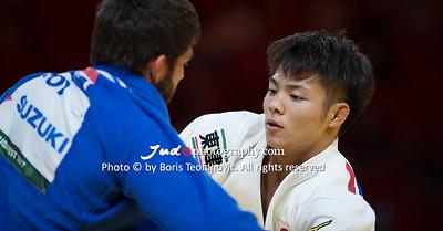 2017 Suzuki World Judo Championships Budapest Day2, Hifumi Abe, Joao Crisostomo, JPN, POR_BT_NIKON D3_20170829__D3C1665