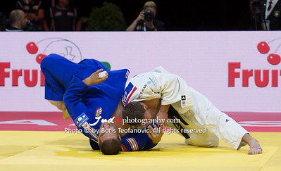 2017 Suzuki World Judo Championships Budapest Day5, Krisztian TOTH, Nemanja Majdov_BT_NIKON D4_20170901__D4B6396