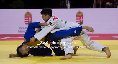 2017 Suzuki World Judo Championships Budapest Day2, Baul An, Fabio Basile, ITA, KOR_BT_NIKON D4_20170829__D4B0626