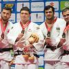 -100kg, 2017 Suzuki World Judo Championships Budapest Day6, DENISOV Kirill, GASIMOV Elmar, Varlam Liparteliani, WOLF Aaron_BT_NIKON D4_20170902__D4B7939
