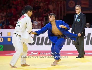 2017 Suzuki World Judo Championships Budapest Day2, Baul An, Fabio Basile, ITA, KOR_BT_NIKON D4_20170829__D4B0560
