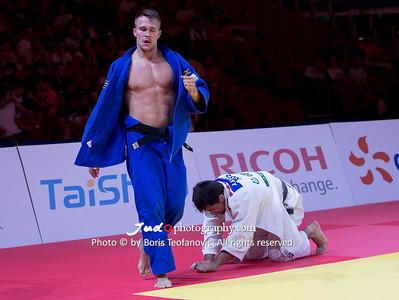 -81kg, 2017 Suzuki World Judo Championships Budapest Day4, Alexander Wieczerzak, KHUBETSOV Alan, RUS, Weltmeister 2017_BT_NIKON D4_20170831__D4B4246