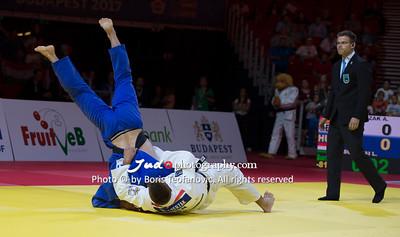 -81kg, 2017 Suzuki World Judo Championships Budapest Day4, Alexander Wieczerzak, CSOKNYAI Laszlo, HUN, Weltmeister 2017_BT_NIKON D4_20170831__D4B4788