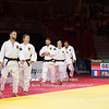 2017 Suzuki World Judo Championships Budapest Day7 Teams, Amelie Stoll, Dimitij Peters, Igor Wandtke, Jasmin Kuelbs, Lisa Dollinger, Marc Odenthal, Team Germany_BT_NIKON D4_20170903__D4B9036