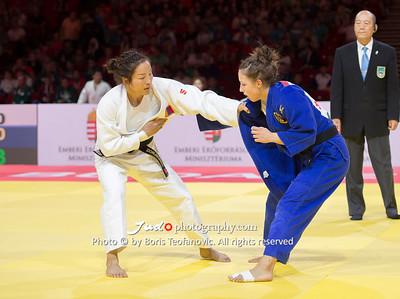 2017 Suzuki World Judo Championships Budapest Day7 Teams, Amelie Stoll, Sumiya Dorjsuren_BT_NIKON D4_20170903__D4B8124