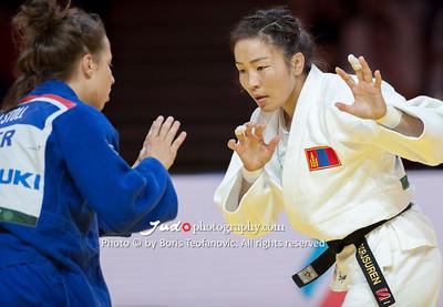 2017 Suzuki World Judo Championships Budapest Day7 Teams, Amelie Stoll, Sumiya Dorjsuren_BT_NIKON D3_20170903__D3C5118
