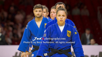 2017 Suzuki World Judo Championships Budapest Day7 Teams, Amelie Stoll, Germany, Marc Odenthal_BT_NIKON D4_20170903__D4B8085