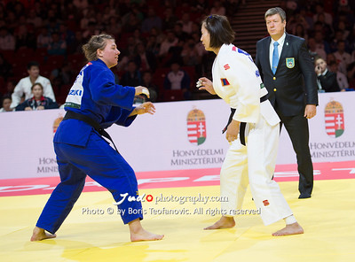 2017 Suzuki World Judo Championships Budapest Day7 Teams, Lisa Dollinger, TSEND-AYUSH Naranjargal_BT_NIKON D4_20170903__D4B8249