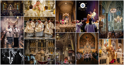LatinMass collage 2