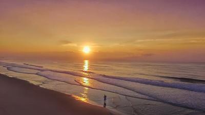OCNJ18 Engagement ben alyssa sunrise (1 of 1)