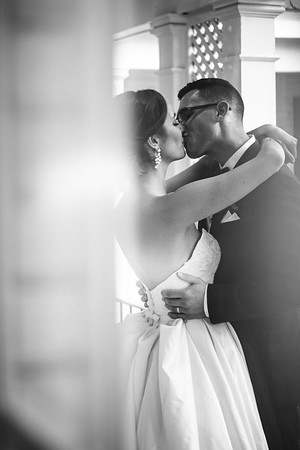 9821 Matt Cate wedding b+w - Copy