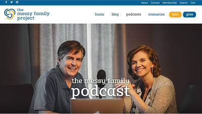 hernon messy family project podcast