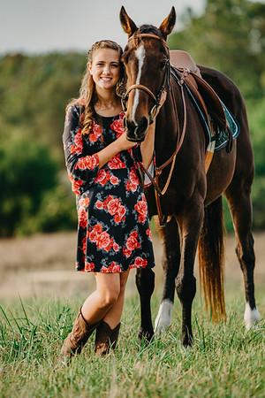 8068 Sophia & Horse