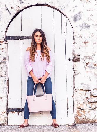 Alyssa bag door