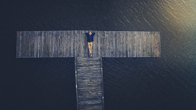 Dom Rock pier lums pond drone 5 (1 of 1)