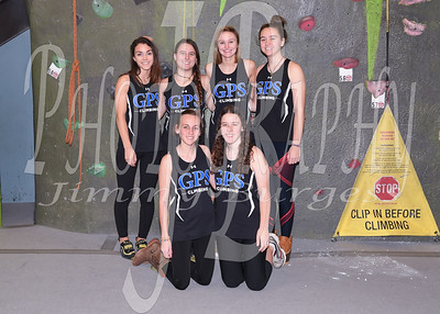 Climbing Team Picture