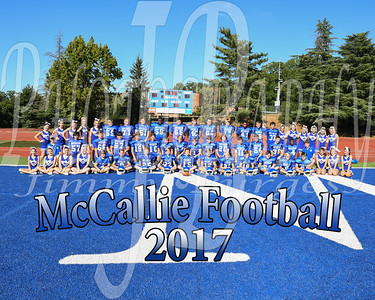 McCallie MS Football Team Picture