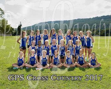 GPS MS Cross Country 2017