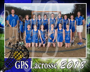 GPS 8x10 6&7 Regular Team Picture - Lacrosse
