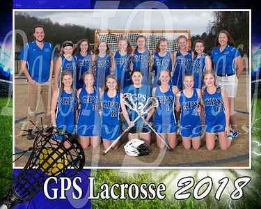 GPS 8x10 8th Regular Team Picture - Lacrosse