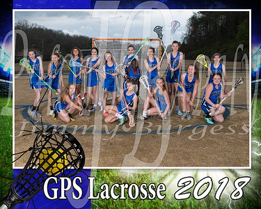GPS 8x10 6&7 Funny Team Picture - Lacrosse