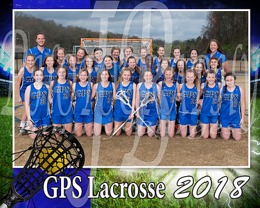 GPS 8x10 Full Team Picture - Lacrosse