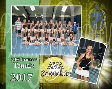 GPS MS Tennis
