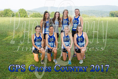 GPS Varsity Cross Country