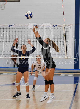GPS Volleyball