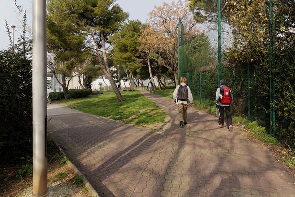 Promenade René Cassin - Km 0,90
