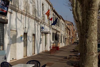 Port de Bouc - Départ de l'Office de Tourisme -Km 0,00