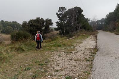 Reprise du GR2013 - Km 5,28