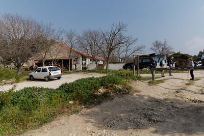 Castillon, le centre équestre - Km 7,65